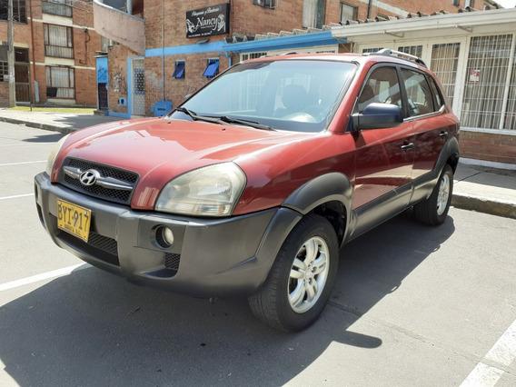 Hyundai Tucson Gl Mt 4x4 Aa Abs 2000cc