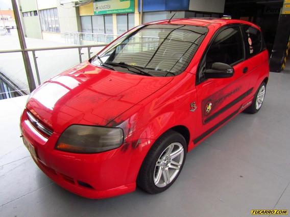 Chevrolet Aveo Aveo Gt