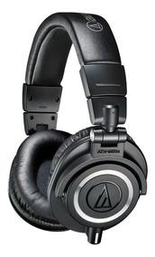 Ath-m50x Fone Ouvido Audio Technica P/ Mixagem Em Estúdio