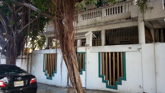 Casa En Alquiler Para Almacén Cerca Nacional Independencia