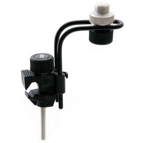 Suporte Clamp Para Microfone E Bateria Percussão B10 Ask