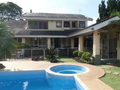 Casa Em Vila Santista, Atibaia/sp De 970m² 4 Quartos À Venda Por R$ 1.600.000,00 - Ca103275
