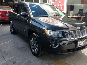 Jeep Compass 2.4 Limited 4x4 At 2014 Autos Y Camionetas