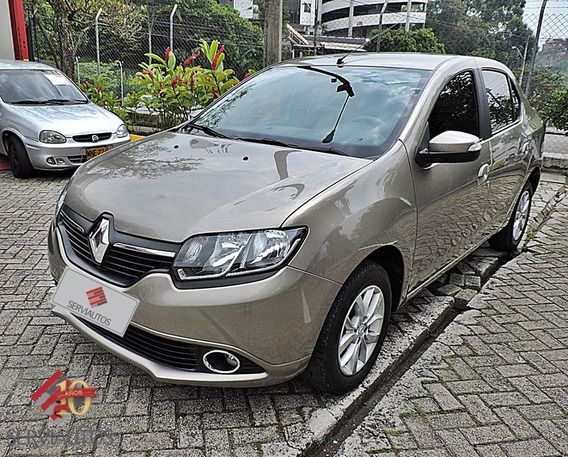 Renault Logan Privilege Mt 1.6 2016 Ior269
