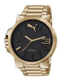 Relógio Puma Dourado