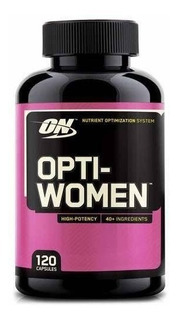 Opti-women 120 Caps - Multivitamínico On Importado