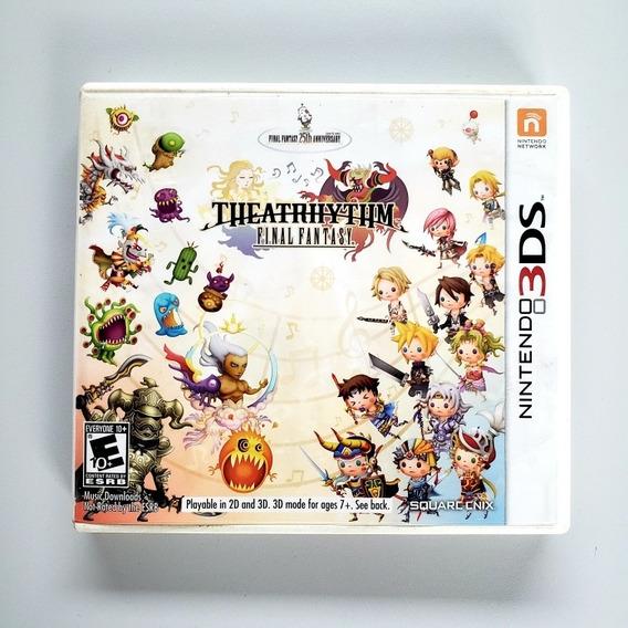 Theatrhythm Final Fantasy Original 3ds