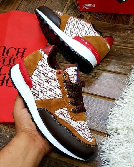 *+* Zapato Carolina Herrera / Sneaker Essentials / Gucci*+*