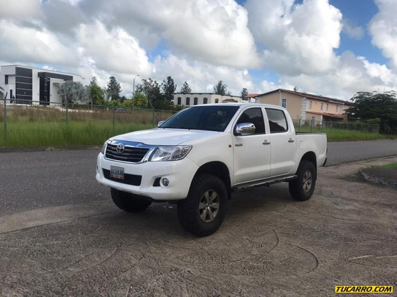Toyota Hilux Sincronica