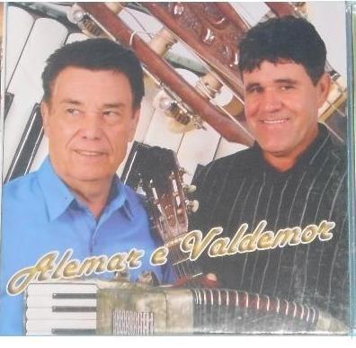 Cd Alemar E Valdemor - Volume 1