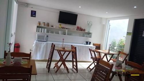 Hotel Com 22 Dormitórios À Venda, 700 M² Por R$ 700.000 - Vila Tortelli - Sorocaba/sp - Ho0003