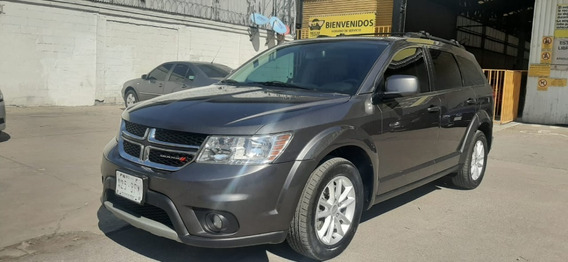 Dodge Journey Stx Plus 7 Pasajeros