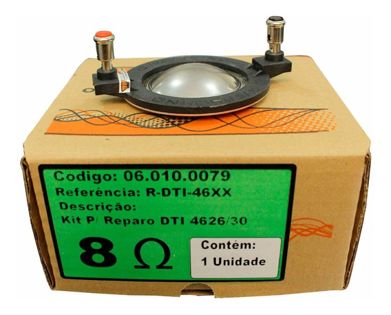 Reparo Para Driver Dti4630 4626 / 4630 Original Oversound