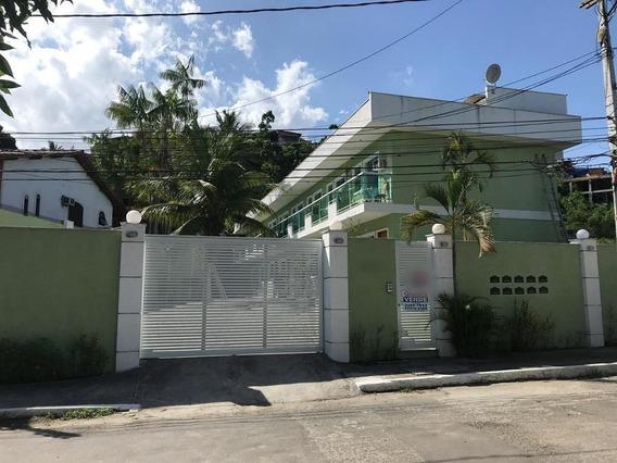 Casa Em Piratininga, Niterói/rj De 40m² 1 Quartos À Venda Por R$ 160.000,00 - Ca243499