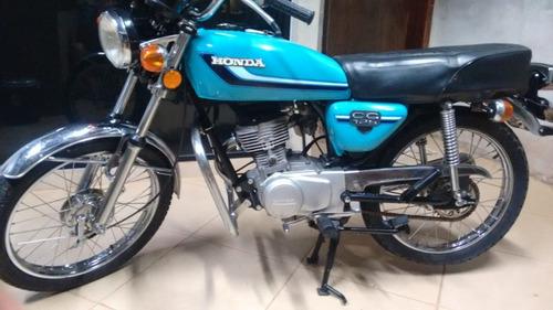 Moto Honda Cg 125 - Ano 1981