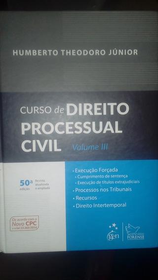 Processo Civil Volume 3