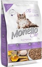 Alimento Para Gato Monello Premium Castrados
