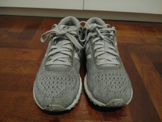 Zapatillas New Balance Fresh Foam Gris Talle 39.5 Arg 9 Us