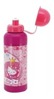 Cantil Squeeze Hello Kitty Garrafinha 500ml Infantil Origina