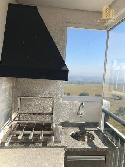 Apartamento Com 2 Dormitórios Para Alugar, 75 M² Por R$ 1.700,00/mês - Jardim Aquarius - São José Dos Campos/sp - Ap1760