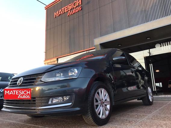 Volksvagen Polo 4ptas 1.6 N Confortline Año 2016