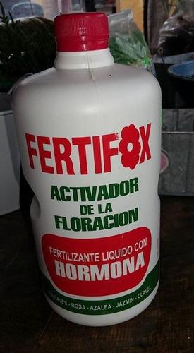 Fertifox Activador De La Floracion 1 L  Hormona Envios
