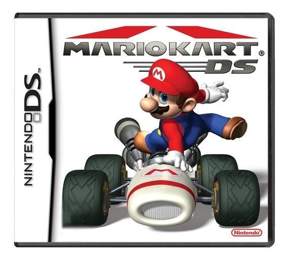 Mario Kart Ds - Nintendo Ds - Usado - Original