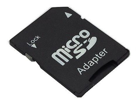 Imagen 1 de 2 de Adaptador De Micro Sd A Sd Marca Sandisk Pack 4