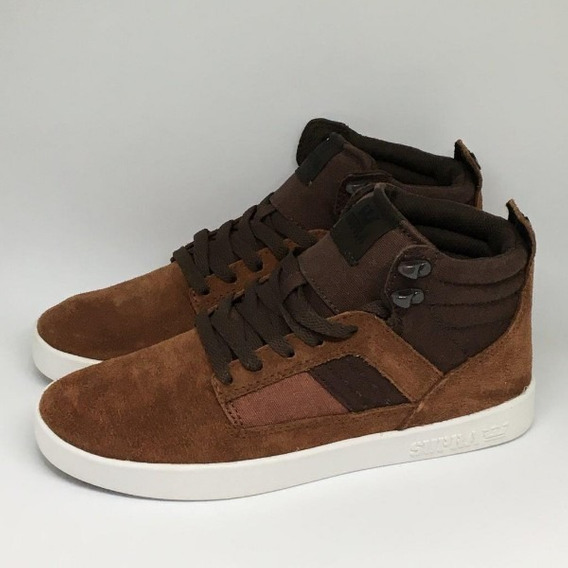 Tênis Supra Bandit Brown White