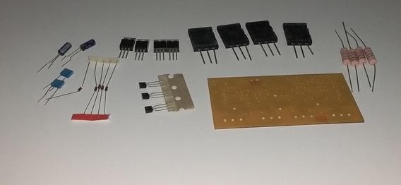 Projeto Amplificador De Potencia 200w Em Pdf Via Email Ler
