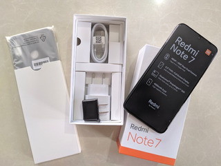 Xiaomi Redmi Note 7 De 64 Gb !nuevo! Tienda Garantía 190v