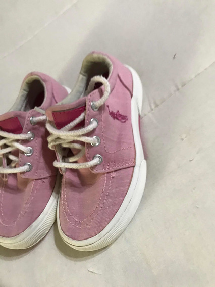 Zapatillas Polo Ralph Lauren Niña Rosas Número 24