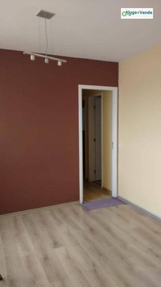 Apartamento Com 3 Dormitórios À Venda No Condomínio Bem Querer, 68 M² Por R$ 330.000 - Vila Endres - Guarulhos/sp - Ap0084
