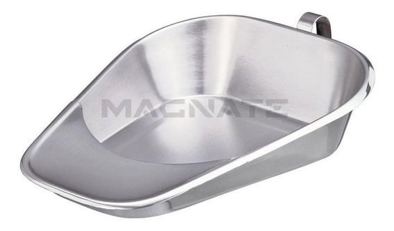 Comadre Ínox 31 X 24cm Magnate