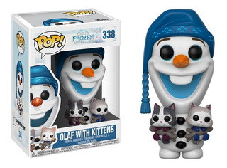 Funko Pop! Olaf With Kittens 338 - Olaf S Frozen Adventure