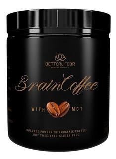 Café Soluvel Em Pó Com Mct - Brain Coffee