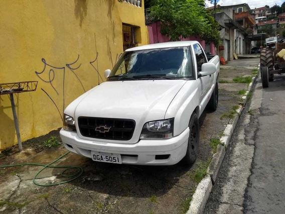 Chevrolet S10 2.4 Mpfi 4x2 Cs 8v