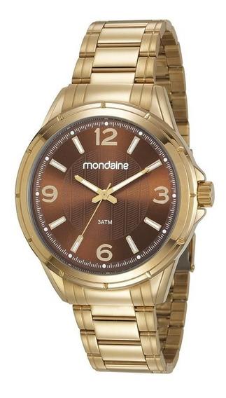 Relógio Mondaine Masculino 83420gpmvde3