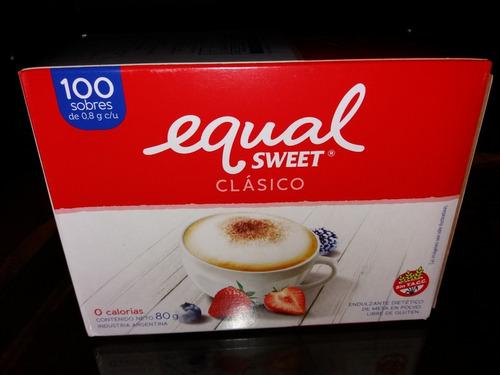 Imagen 1 de 1 de Equal Sweet Clasico