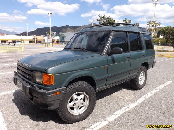 Land Rover Discovery .