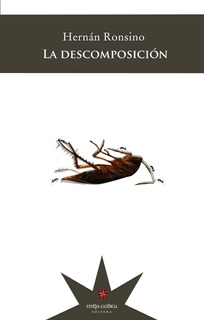 La Descomposición, Hernán Ronsino, Ed. Eterna Cadencia