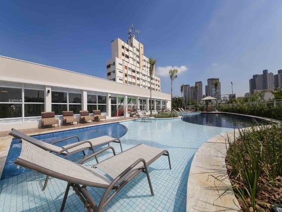 Apartamento A Venda, 1 Dormitorio, Cambuci, Pronto Para Morar, 1 Vaga De Garagem, Pronto Para Morar - Ap04898 - 33860303