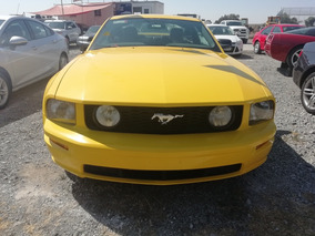 Ford Mustang 4.6 Gt Euipado Piel At 2006