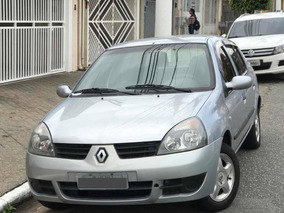 Renault Clio Sedan 1.0 16v Expression Hi-flex 4p 2007