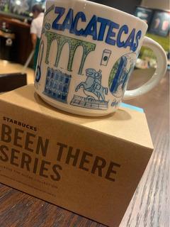 Taza Starbucks Zacatecas