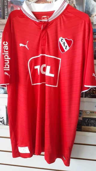 Camiseta Independiente Puma 2012 Impecable