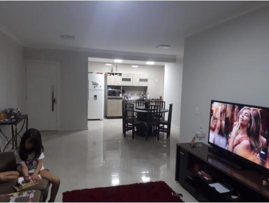 Apartamento Em Sul Do Rio, Santo Amaro Da Imperatriz/sc De 114m² 3 Quartos À Venda Por R$ 370.000,00 - Ap252325