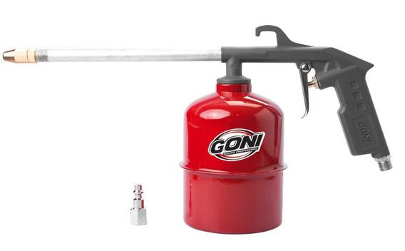 Pistola Goni Para Limpiar Motores Con Vaso 1000 Goni Gon369