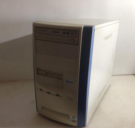 Computador - Pentium 4 Willamette