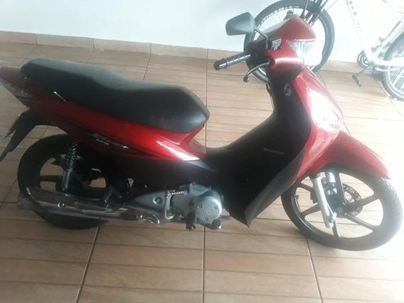 Honda Biz+ 125 Injeção Com